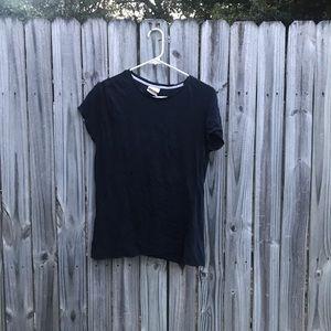 Large southpole plain black shirt